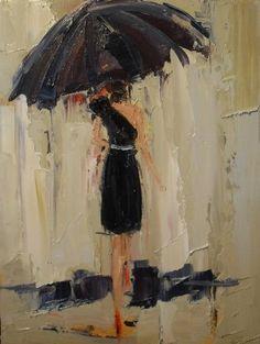 Dancing in the Rain -- Kathryn Trotter