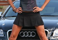 girls and audis | Men and women say Audi drivers are the sexiest - Photos (1 of…