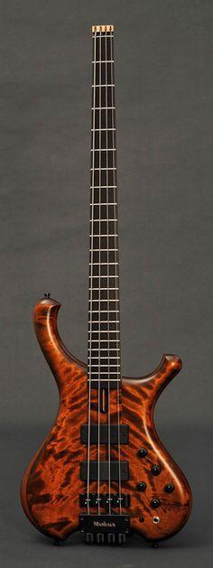 Betra Custom 4-String
