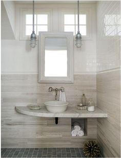 Small toilet - tiles