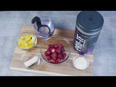 PRO-TF® Smoothie Recipe - Berry - YouTube