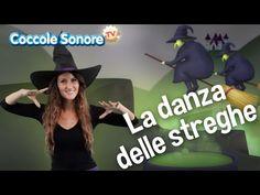 La danza delle streghe - Balliamo con Greta - Canzoni per bambini di Coccole Sonore - YouTube