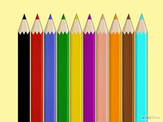 How to Draw With Colored Pencils: 6 Steps (with Pictures)