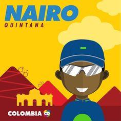 Grande Nairo Quintana campeón de la #VueltaAEspaña