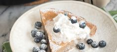 Protein-Packed German Pancakes (with a video! German Pancakes, Pancakes And Waffles, Grass Fed Gelatin, Vital Proteins Collagen, Protein Pack, Meals For One, Camembert Cheese, Oatmeal, Gluten Free