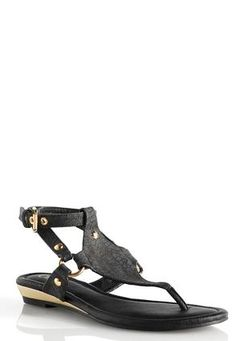 0e6069467 Cato Fashions Hooded Ankle Strap Sandals  CatoFashions Ankle Strap Sandals