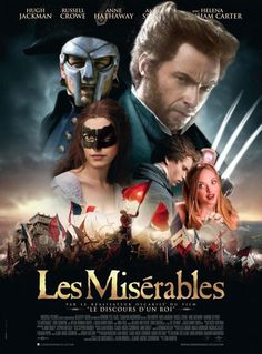 How I see Les Mis. Except make Anne Hathaway be Mia from Princess Diaries