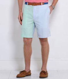 Mens Shorts: Embroidered Stars Club Shorts for Men - Vineyard ...