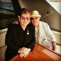 Sir Elton John and Bernie Taupin Happy Birthday @Eltonjohn1947 @yamahaentertain @Music