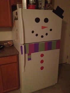 Cute Way Of Decorating For Holidays Frosty The Snowmen Snowman Winter Christmas