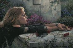 the stillness and the silence