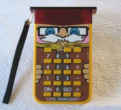 my first calculator