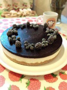 Cheesecake cu afine Cheesecake, Tiramisu, Biscuit, Candy, Ethnic Recipes, Desserts, Food, Tailgate Desserts, Deserts