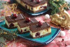 Juditka konyhája: ~ BONBON MEGGY SZELET ~ Tiramisu, Cookie Recipes, Cheesecake, Food And Drink, Pudding, Sweets, Plates, Cookies, Ethnic Recipes