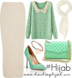 Hashtag Hijab Outfit #166