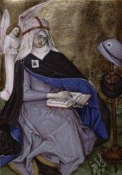 Saint Birgitta of Sweden.  ~S