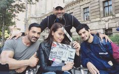 Force 2 - A tribute to unsung heroes by John and Sonakshi