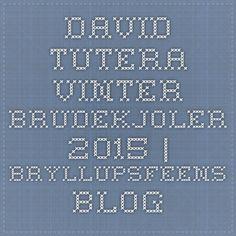 David Tutera vinter brudekjoler 2015 | Bryllupsfeens Blog