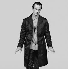 Prada Fall/Winter 2015 Campaign Starring Michael Shannon, Scoot McNairy + Tye Sheridan