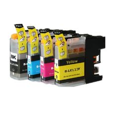 LC121 LC123 XL Compatible ink cartridge full ink for Brother MFC-J650DW MFC-J870DW MFC-J875DW MFC-J245 MFC-J450DW DCP-J152W