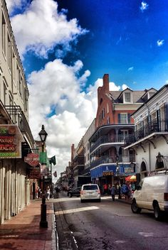 Bourbon Street by Day by Christine  on 500px
