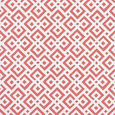 Lattice Fabric – Coral #serenaandlily