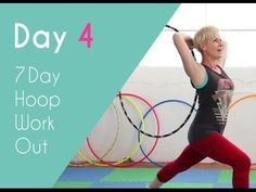 Full Body Mix Up - 7 Day Hoop Workout