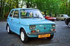 Polski Fiat 126p Fiat 126, Cars And Motorcycles, Industrial, Polish, Historia, Vitreous Enamel, Industrial Music, Nail, Nail Polish