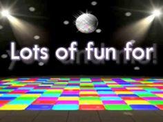 ABC Disco song by Jack Hartmann) - YouTube