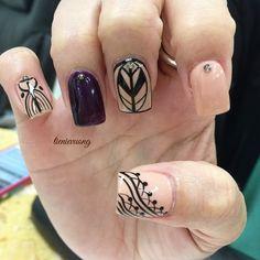 tienievuong #nail #nails #nailart