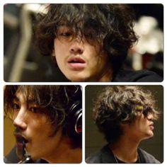Men's Hairstyle, Hairstyle Ideas, Hear Style, Akanishi Jin, Man Japan, Stylus, Asian Men, Haircuts, Hair Beauty