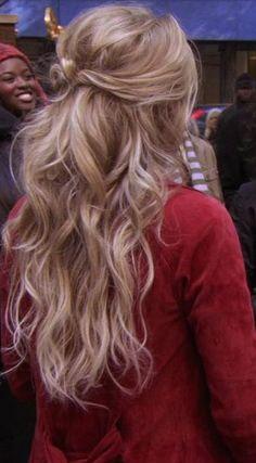 Hair - Long & Curly