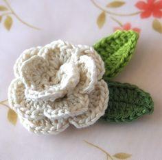 Pure cotton Applique--( 3 pcs ) PW-W303. $3.50, via Etsy.