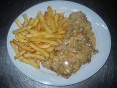 Ψαρονέφρι αλα κρεμ με μανιτάρια | Συνταγές - Sintayes.gr