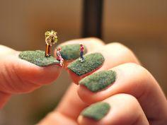 Alice Bartlett's Nail Art | [gape|ape]
