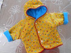 Babyjasje voor kleinzoontje Lex (Handmade by Bibi)
