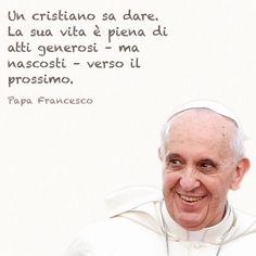 """""""Papa Francesco e..."""