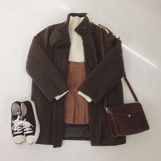 #korean, #fashion, #ootd, #autumn