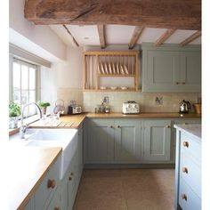 Fantastic cool cool Farmhouse style kitchen decor… by www.homedecorbyda…… by The post cool cool Farmhouse style kitchen decor… by www.homedecorbyda…… by www. Farmhouse Kitchen Cabinets, Farmhouse Style Kitchen, Modern Farmhouse Kitchens, Home Decor Kitchen, New Kitchen, Home Kitchens, Kitchen Dining, Rustic Farmhouse, Kitchen Country