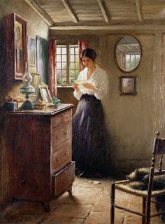 Blacklock William Kay - The Letter