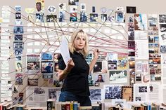 String theory: Lauren Beukes plots her time-travel murder-mystery (Wired UK)