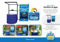 Juego Acuático Hombre al Agua Niños y Adultos Costa Rica  http://www.juegosypiruetas.com/#!inflables-acuticos/cahp