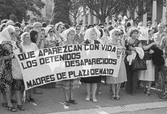 The Mothers of the Plaza de Mayo .