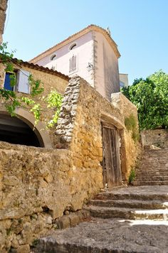 Our House in Provence: Vaugines, a Marcel Pagnol village and home to Peter Mayle