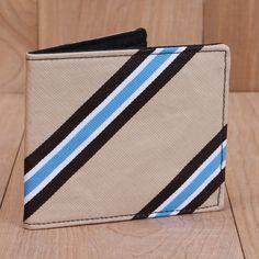 Recycled Wallets / Silk Neck Ties #002