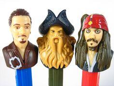 Pez Pirates of the Caribbean