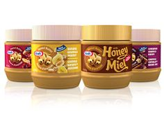 Products - Kraft First Taste Canada Honey is delish! Raisin, Granola, Spreads, Cupboard, Dressings, Jelly, Sauces, Peanut Butter, Delish