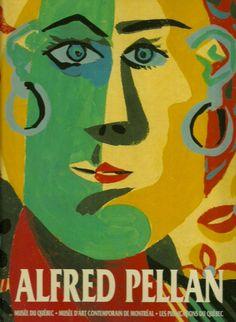 PELLAN, ALFRED. Alfred Pellan (Catalogue d'exposition) (Coffret: un volume sous étui)
