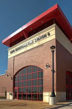 Oklahoma City Fire Station #6 | Shared by LION