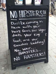 The Funniest Bar Signs You'll See All Day – 20 Pics